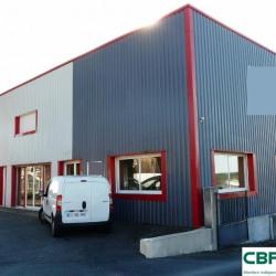 Location Entrepôt Limoges 300 m²