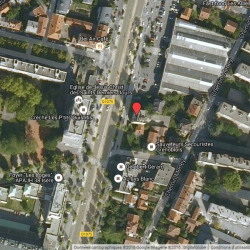 Location Bureau Grenoble 78 m²