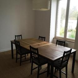 Location Bureau Quimper 82 m²