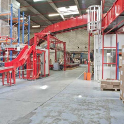Location Entrepôt Fontenay-sous-Bois 4480 m²