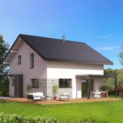 Maison   pièces + Terrain  400 m² Nonglard