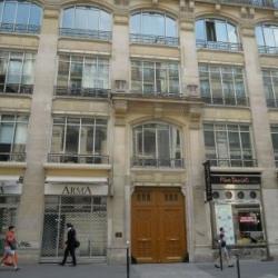 Location Bureau Paris 2ème 245 m²