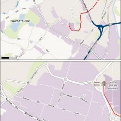 Location Bureau Toulouse 523 m²