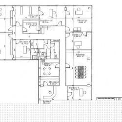 Location Bureau Norroy-le-Veneur 137 m²