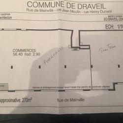 Vente Local commercial Draveil 80 m²