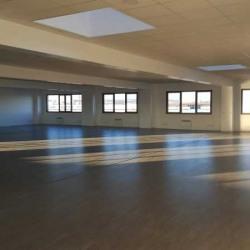Location Bureau Villeneuve-la-Garenne 1615 m²
