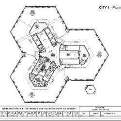 Location Bureau Boulogne-Billancourt 20750 m²