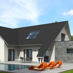 Maison  5 pièces + Terrain  1000 m² Auxonne