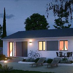 Maison  4 pièces + Terrain  455 m² Le Tablier