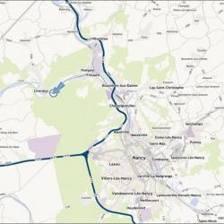 Vente Local d'activités Liverdun 12393 m²