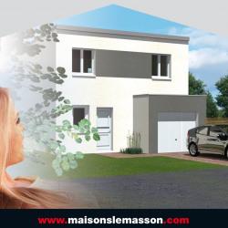 Maison  5 pièces + Terrain  641 m² Plobannalec-Lesconil