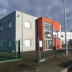 Location Bureau Rives 124 m²
