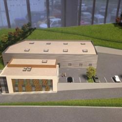 Vente Entrepôt Poisy 1250 m²