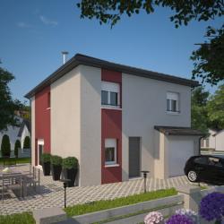 Maison  6 pièces + Terrain  607 m² Scionzier