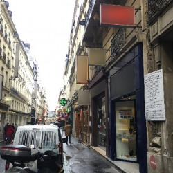 Location Local commercial Paris 9ème 28 m²