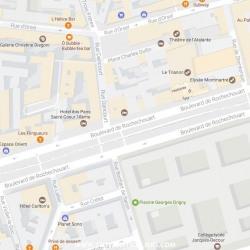 Location Local d'activités Paris 18ème (75018)