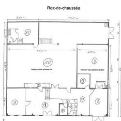 Location Local d'activités Villeurbanne 700 m²