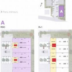 Vente Local d'activités Bailly-Romainvilliers 1760 m²