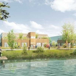 Location Local d'activités Bois-d'Arcy 394 m²