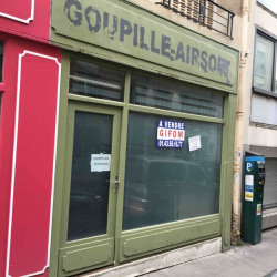 Vente Local commercial Paris 20ème 31 m²