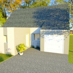 Maison  7 pièces + Terrain  421 m² Moncé-en-Belin