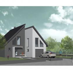 Maison  5 pièces + Terrain  650 m² Sainte-Croix-en-Plaine
