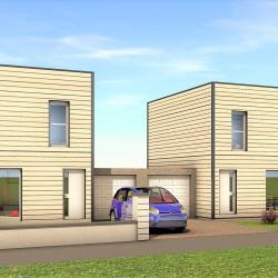 Maison  4 pièces + Terrain  318 m² Montbéliard