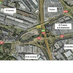 Location Local d'activités Aulnay-sous-Bois 6800 m²