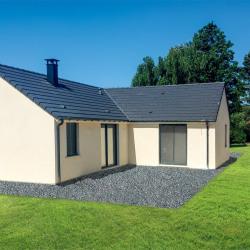 Maison  6 pièces + Terrain  1290 m² Crécy-sur-Serre