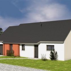 Maison  3 pièces + Terrain  655 m² La Canourgue