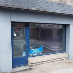 Location Local commercial Châteauneuf-du-Faou 40 m²