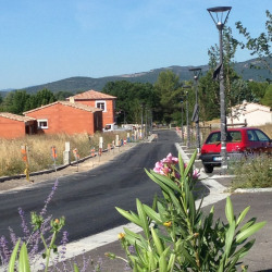 Terrain  de 450 m²  Saint-Hilaire-de-Brethmas  (30560)