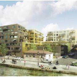 Location Local commercial Paris 19ème 170 m²