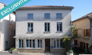 vente Maison / Villa 5 pièces Fleurville