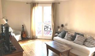 vente Appartement 6 pièces Paris 18ème