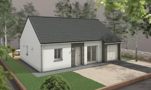 vente Maison / Villa 3 pièces Bosc-Guérard-Saint-Adrien