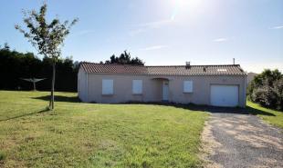 vente Maison / Villa 4 pièces Jonzac