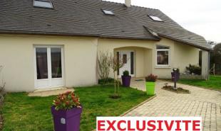 vente Maison / Villa 6 pièces Puiseaux