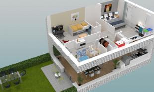 vente Maison / Villa 4 pièces Verlinghem
