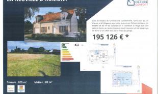 vente Terrain La Neuville d Aumont
