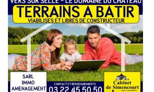 vente Terrain Vers sur Selles