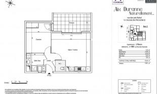 location Appartement 2 pièces Aix en Provence