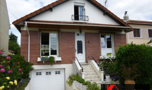 vente Maison / Villa 5 pièces Livry Gargan