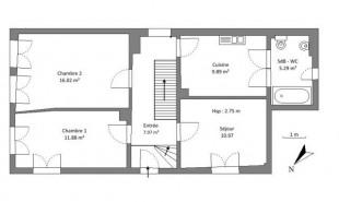 location Appartement 3 pièces Brumath