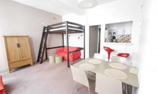 location Appartement 1 pièce Paris 3ème