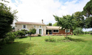 vente Maison / Villa 9 pièces Chantillac