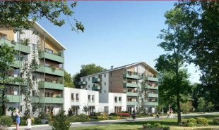 vente Appartement 3 pièces Marly