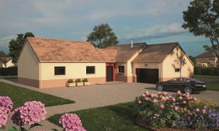 vente Maison / Villa 5 pièces Lamarche-sur-Saône