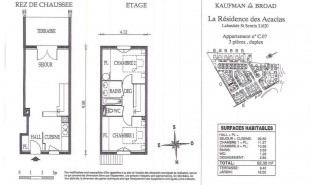location Appartement 3 pièces Labastide St Sernin
