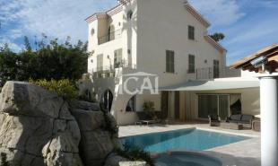 vente de prestige Maison / Villa 6 pièces Cap d'Antibes